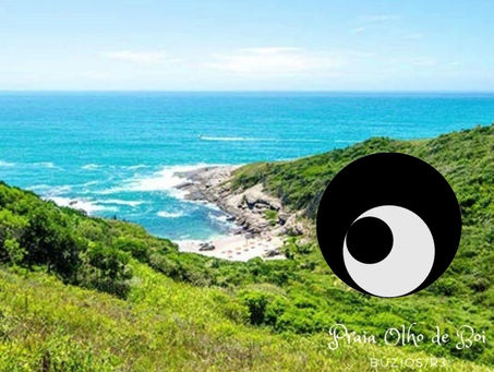 Praia Olho de Boi (Búzios/RJ)