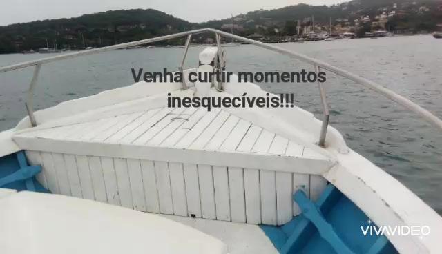 Passeio de Barco (Privado).                Venha curtir momentos inesquecíveis!!!
