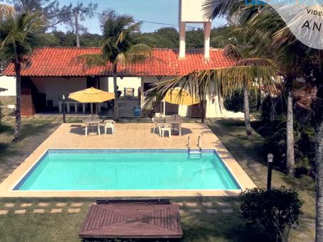 Casa a venda com 3 quartos,         Marina-Búzios/RJ