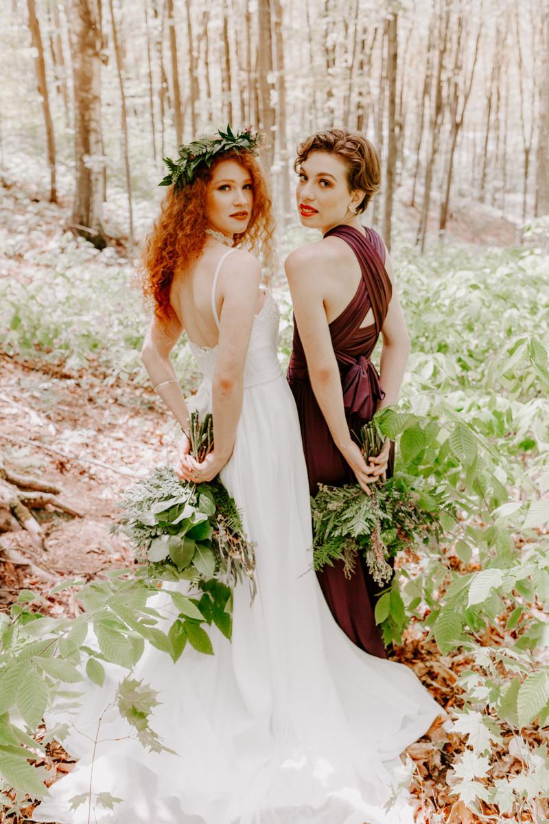 DISNEY INSPIRED WOODLAND WEDDING | ONTARIO WEDDING PHOTOGRAPHER | DANICA OLIVA