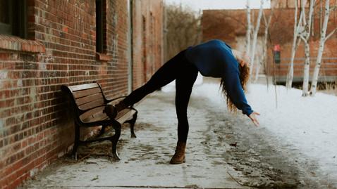 Lindsay The Dancer | Portrait Session | Danica Oliva Photography