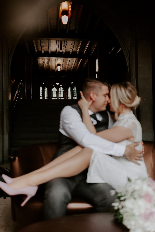 UNIVERSITY OF TORONTO ELOPEMENT | TORONTO WEDDING PHOTOGRAPHER | DANICA OLIVA