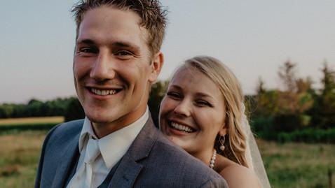 Bellamere Winery Outdoor Tent Wedding  |  Kim & Mason