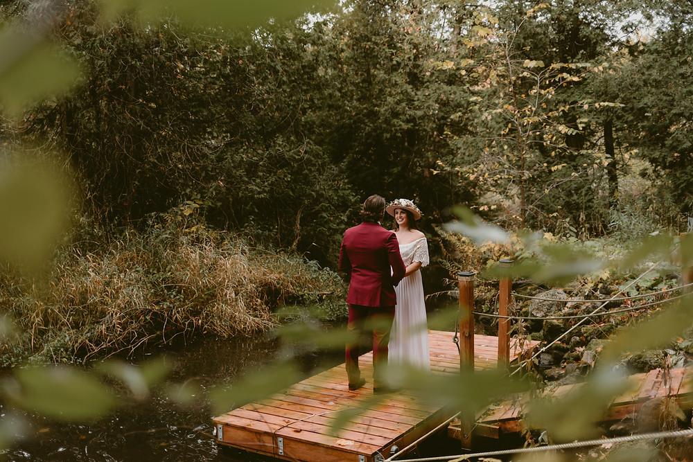 BOHO ONTARIO ELOPEMENT | ONTARIO WEDDING PHOTOGRAPHER | DANICA OLIVA
