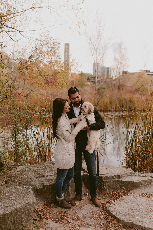 #adventuresession #evergreenbrickworks #torontophotographer #torontoweddingphotographer #torontopetphotographer #dogphotographer