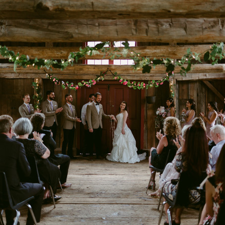 The Process - How to Officially Hire me for your Intimate Wedding