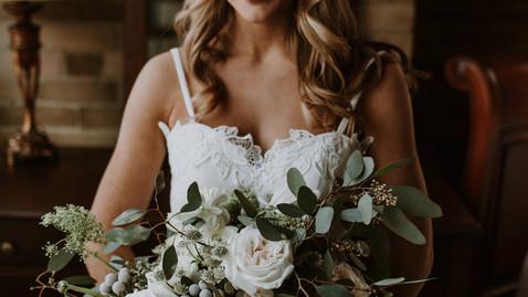 Toronto Bride Getting Ready Photos