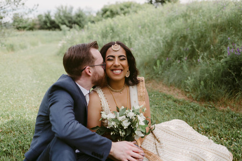 Belcroft Estate Elopement with under 50 guests - Danica Oliva Photography