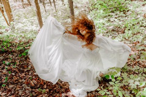 Disney's Brave Inspired Rustic Woodland Wedding