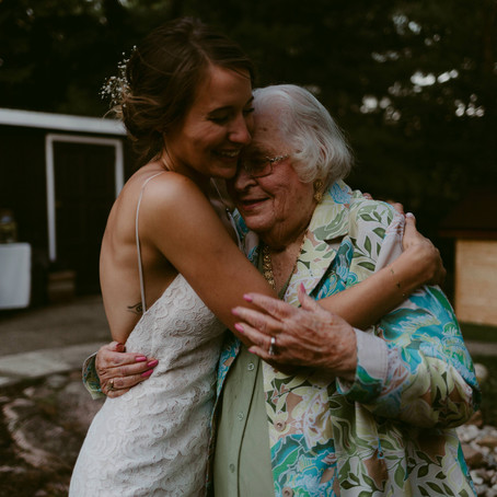 How to Include Family in Your Small Wedding - During & After COVID 19