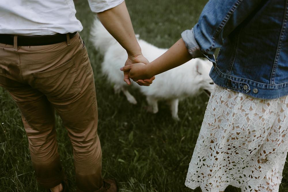 ONTARIO WATERFALL COUPLES PHOTOGRAPHY | HAMILTON WEDDING PHOTOGRAPHER | DANICA OLIVA PHOTOGRAPHY