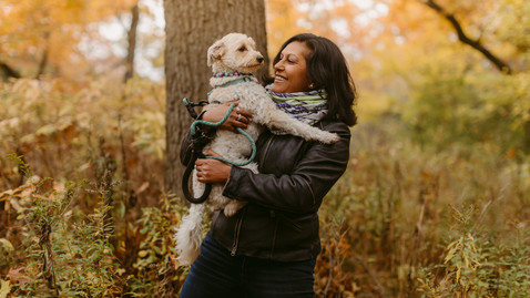 Soni Explores High Park | Danica Oliva Dog Photography