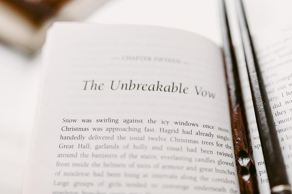 HARRY POTTER THEMED WEDDING | TORONTO WEDDING PHOTOGRAPHER | DANICA OLIVA