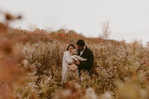 Secret Engagement at Evergreen Brickworks  |  Toronto Wedding Photographer | Astra & Akiff