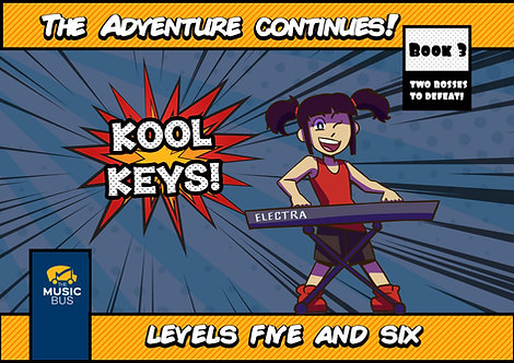 Kool Keys Book 3