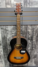 Beaver Creek BCTD601VSB 3/4 Size Acoustic Guitar