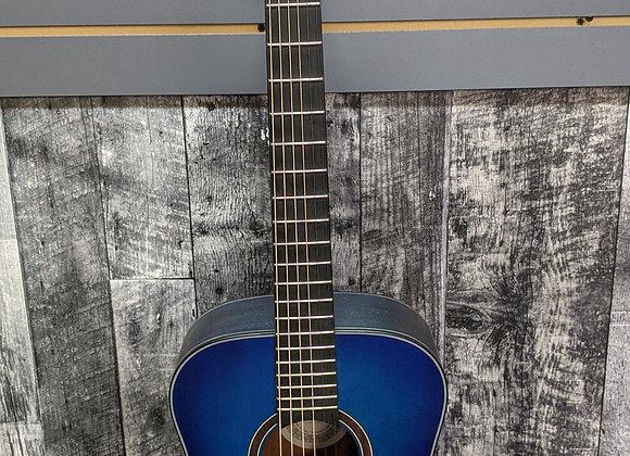 Jay Turser JTA53-SBL 3/4 Size Acoustic Guitar