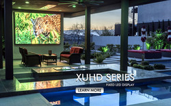 X LED SYSTEMS XUHD Series w Learn More B