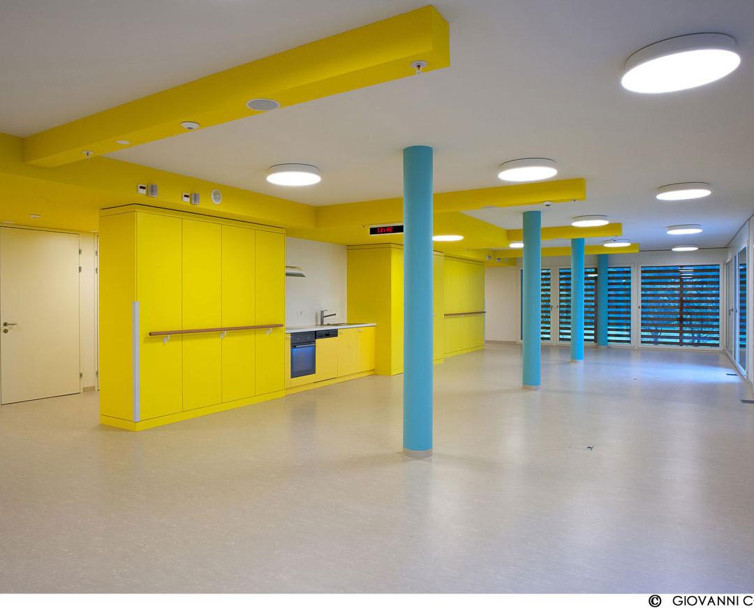 Centro Sociosanitario Cevio - 2013