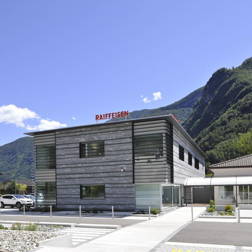 Banca Raiffeisen Maggia   2016
