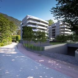 Parco Tre Torri Minusio 2019