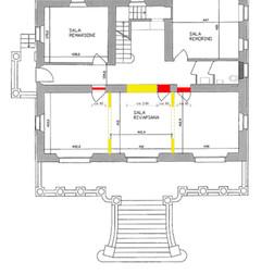Ristrutturazione a Villa San Quirico Minusio 2019