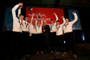 Hurricane Racing National Champions 2016