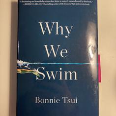 Why We Swim by Bonnie Tsui