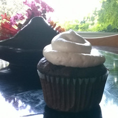 S'mores Cupcake baked in Afton, Virginia