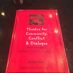 Theatre for Community, Conflict, & Dialogue by Michael Rohd