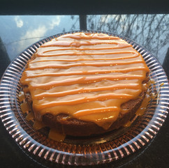 Carrot Cardamom Cake Baked over WhatsApp