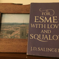 For Esme with With Love and Squalor - J.