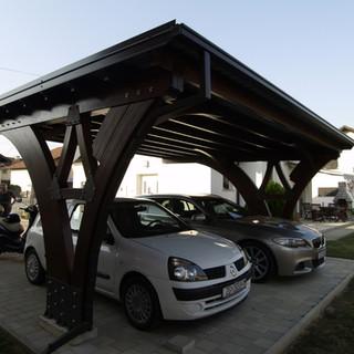 Carport tipe 1