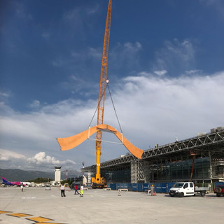 Glulam dome assembly