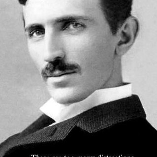 "Channeling the Soul of Tesla - ""New Age Renaissance"""