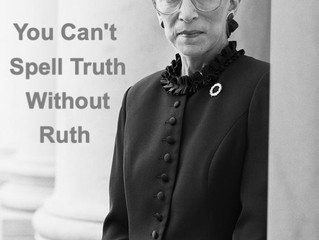 Channeling with the soul of Ruth Bader Ginsberg, September 19, 2020