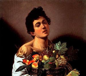 Caravaggio_-_Fanciullo_con_canestro_di_f