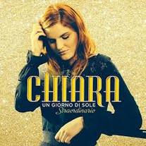 CHIARA - Un giorno di sole, album 2015. Contiene AMORE INFINITO scritta da Carlo Verrienti e Niccolò Verrienti. Prodotta da Fabrizio Ferraguzzo