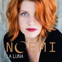 NOEMI La Luna ALBUM 2018. Contiene BYE BYE scritta da Niccolò Verrienti Giulia Capone Alessandra Flora. Arrangiata da Diego Calvetti e Nicco Verrienti