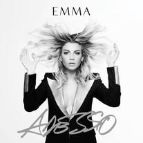 EMMA Adesso Album 2016, certificato Doppio Disco di Platino. Contiene IN VIAGGIO e POCO PRIMA DI DORMIRE scritte da Niccolò e Carlo Verrienti