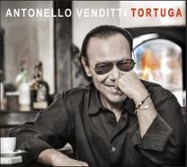 Antonello Venditti Tortuga, album 2015 disco d'oro, contiene L'ULTIMO GIORNO RUBATO (singolo) scritta da Antonello Venditti Roberto Casalino e Nicco Verrienti