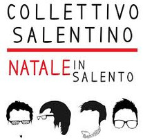 Collettivo Salentino. Natale In Salento - prodotta da Nicco Verrienti, scritta da N.Verrienti C.Verrienti C.Nicoletti F.Proce