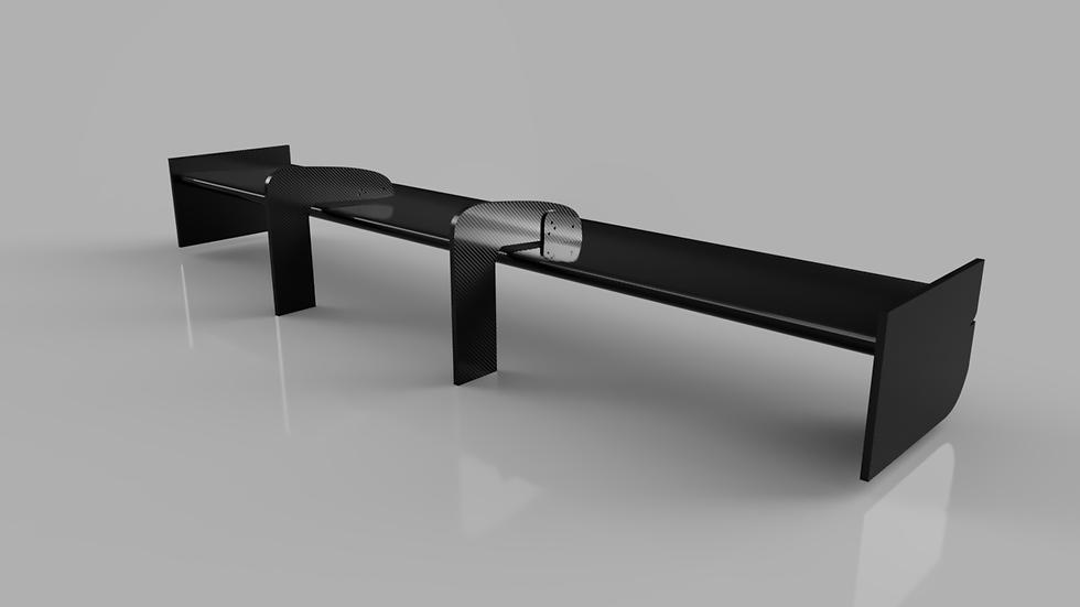 Single Element GT Wing