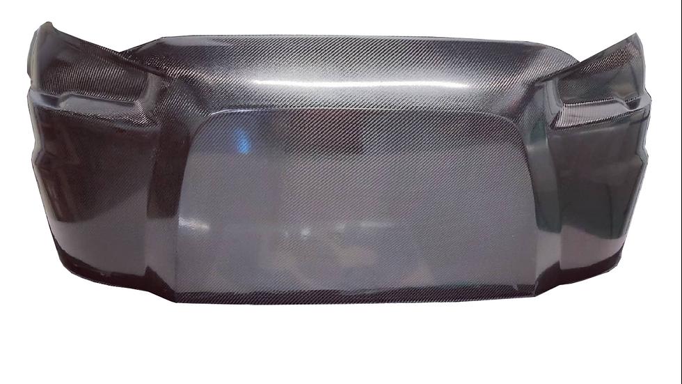 EVO X Front Raceclip w/ Headlight blanks