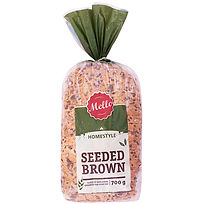 HOMESTYLE SEEDED BROWN BREAD
