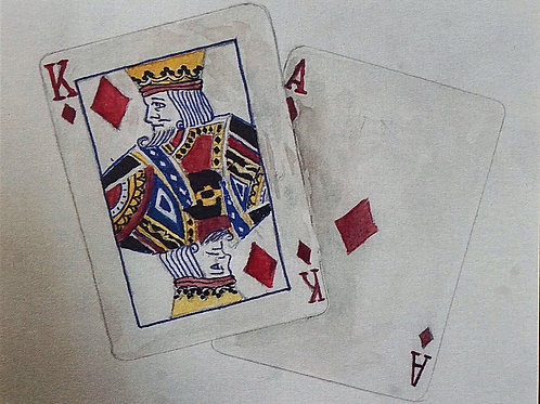 Playing Cards Card
