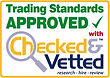 Checked and Vetted Trading Standards app