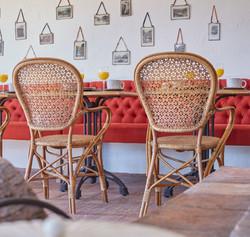 """Alte Postkarten von""""Le Bar sur Loup"""""""