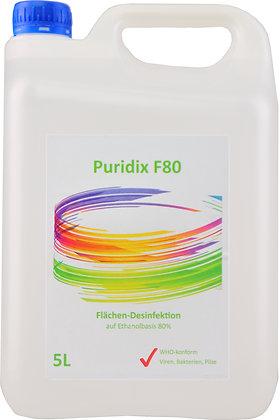 Puridix Flächen-Desinfektion