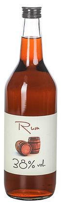 Rum 38% vol.